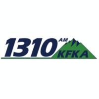 Logo de la radio 1310 KFKA