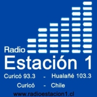 Logo of radio station Radio Estación 1