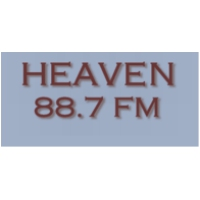 Logo of radio station KFBN Heaven 88.7 FM