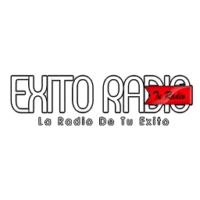 Logo of radio station Exito Radio