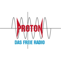 Logo of radio station Radio Proton