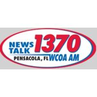 Logo of radio station WCOA 1370 AM