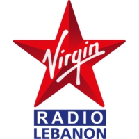 Logo of radio station Virgin Radio Lebanon