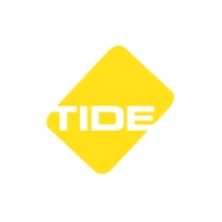 Logo of radio station TIDE