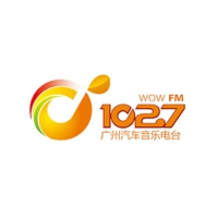 Logo of radio station Guangzhou Radio - 广州汽车音乐电台FM102.7