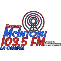 Logo of radio station Estereo McIntosh