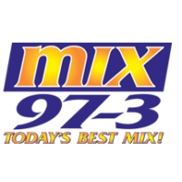 Logo de la radio KMXC Mix 97.3