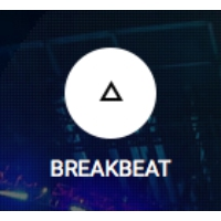Logo of radio station Parazhit Breakbeat