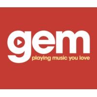 Logo of radio station Gem 106 FM