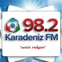 Logo of radio station Karadeniz Fm