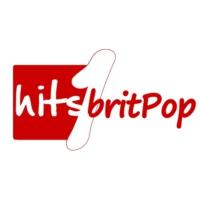 Logo of radio station Hits1 BritPop