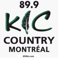 Logo de la radio KIC Country Montreal