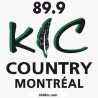 Logo of radio station KIC Country Montreal