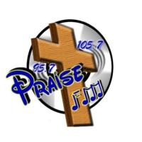 Logo of radio station Praise FM SVG