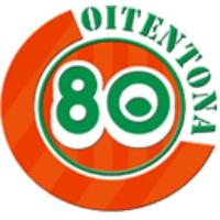 Logo of radio station Cidade Oitentona 80s