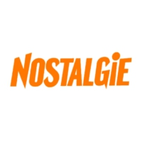 Logo of radio station Nostalgie Vlaanderen