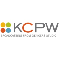 Logo of radio station KIHU KCPW 1010