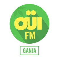 Logo of radio station Oüi FM Ganja