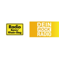 Logo of radio station Radio Bonn/Rhein-Sieg – Dein Rock Radio
