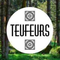 Logo of radio station Radio Teufeurs
