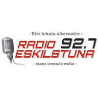 Logo of radio station Radio Eskilstuna 92.7