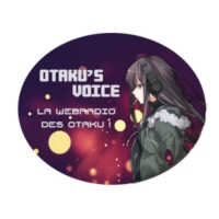 Logo of radio station Otaku's voice