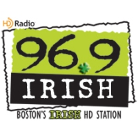 Logo de la radio WBQT HD2 Irish 96.9