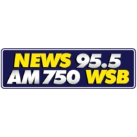 Logo of radio station AM 750 WSB