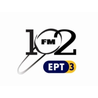 Logo of radio station 102fm - ΕΡΤ