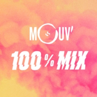 Logo de la radio Mouv' 100% MIX