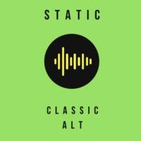 Logo de la radio Static: Classic Alt