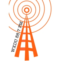 Logo of radio station WXDU 88.7 FM