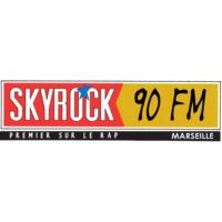 Logo de la radio Skyrock Sud