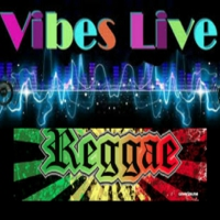 Logo of radio station VIBES-LIVE REGGAE