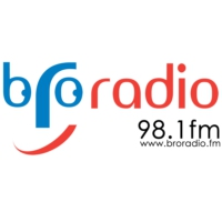Logo of radio station Bro Radio 98.1fm