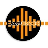Logo of radio station capeach