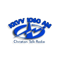 Logo of radio station KKVV