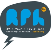 Logo of radio station RPH