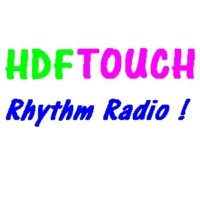 Logo of radio station HDF TOUCH