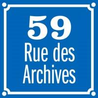 Logo de l'émission 59 Rue des Archives