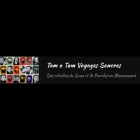Logo of show Tam a Tam voyages sonores