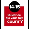 Logo of show Qu'est ce qui vous fait courir?