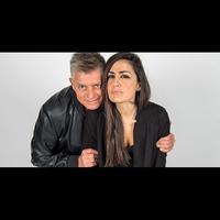 Logo de l'émission In compagnia di...Manola Moslehi & Mauro Marino