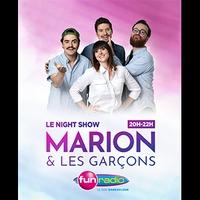 Logo de l'émission Marion et les garçons - Le Night-Show