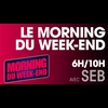 Logo de l'émission Le Morning du Week-End
