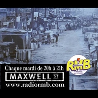 Logo of show Maxwell Street Blues