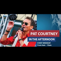 Logo of show Pat Courtenay
