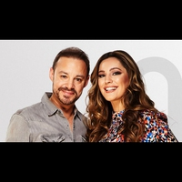 Logo of show JK and Kelly Brook