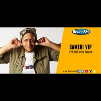 Logo of show Samedi VIP