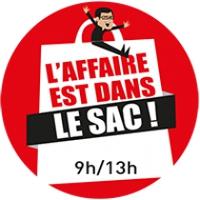 Logo de l'émission L'Affaire est dans le Sac